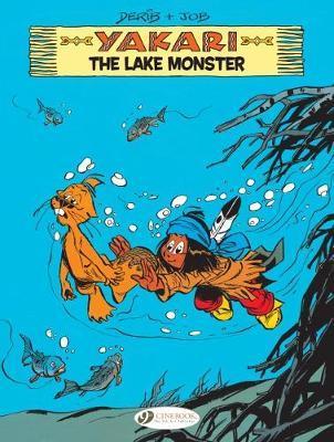 """Yakari Vol. 16: The Lake Monster by """"Job"""""""