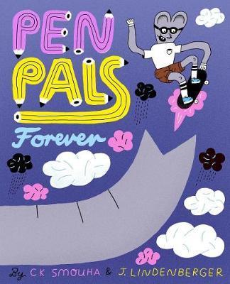 Penpals Forever by Jurg Lindenberger