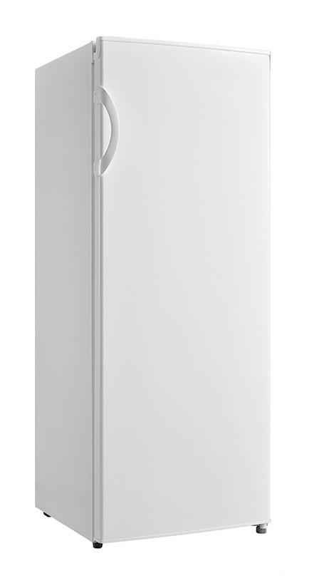 Midea 172L Upright Freezer White image
