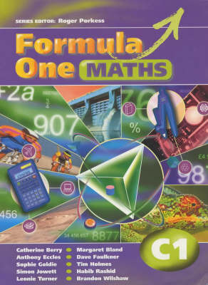 Formula One Maths: Bk. C1: Pupil's Book by Catherine Berry image