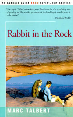 Rabbit in the Rock by Marc Talbert image