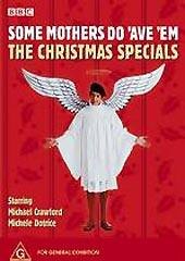 Some Mothers Do 'ave 'em - The Christmas Specials on DVD