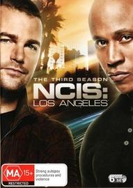 NCIS: Los Angeles - Season 3 on DVD