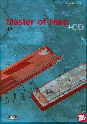 Master of Harp by Rene Giessen