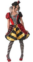 Disney Queen of Hearts Costume (Medium)