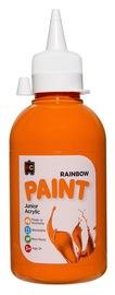 EC Colours - 250ml Rainbow Acrylic Paint - Orange