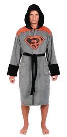 DC Comics: Superman Red Son - Hooded Fleece Bathrobe
