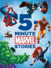 5-Minute Marvel Stories by Dbg