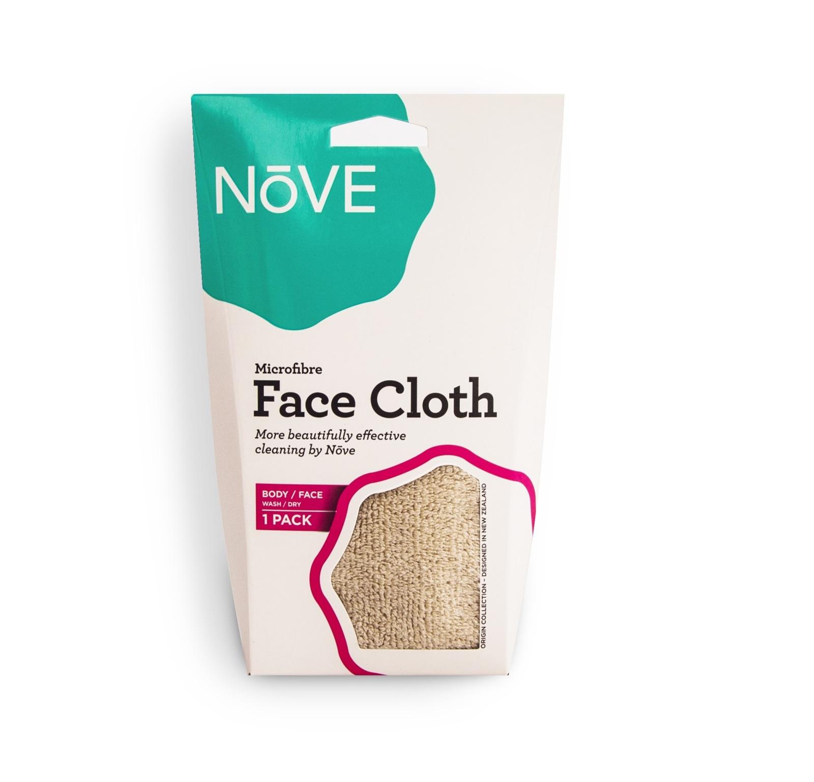Nove Face Cloth image