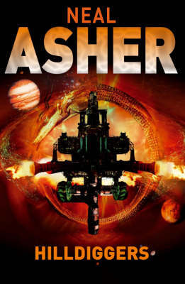 Hilldiggers (The Polity) by Neal Asher