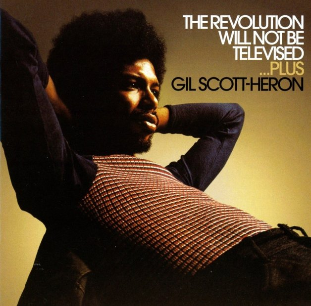 The Revolution Will Not Be Televised ...Plus (LP) by Gil Scott-Heron