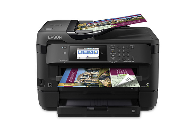 Epson: WorkForce WF-7720 - Inkjet Multifunction Printer