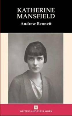 Katherine Mansfield by Andrew Bennett image