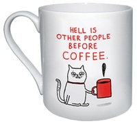 Mug - Hell Is Other People