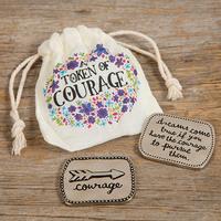 Natural Life: Giving Token - Courage