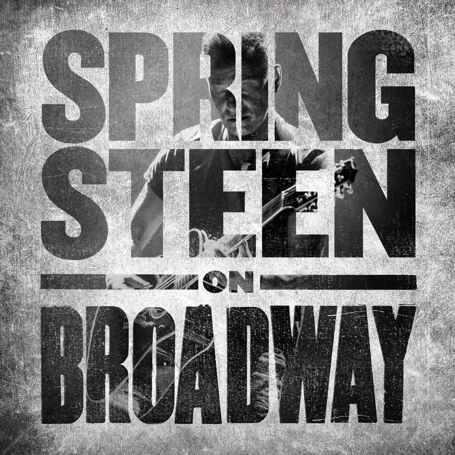 Springsteen On Broadway by Bruce Springsteen image