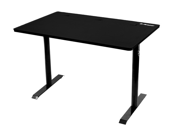 Arozzi Arena Leggero Gaming Desk (Black) for