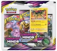 Pokemon TCG: Unified Minds Three Booster Blister - Vikavolt image