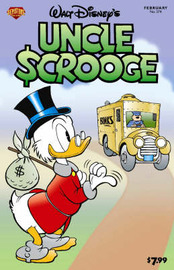 Uncle Scrooge: v. 374 by Pat McGreal image