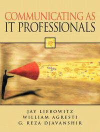 Communicating as IT Professionals by Jay Liebowitz image