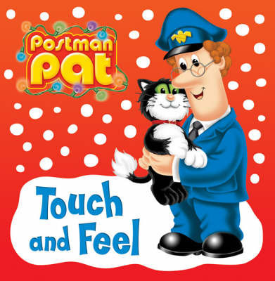 Postman Pat Touch and Feel