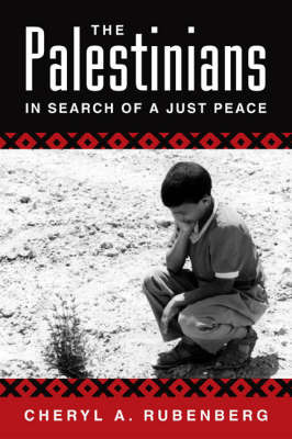 The Palestinians by Cheryl A. Rubenberg