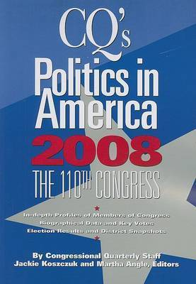 CQ's Politics in America 2008