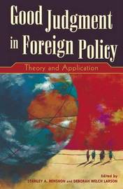 Good Judgment in Foreign Policy image