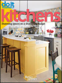 Do it yourself kitchens better homes gardens book in stock do it yourself kitchens by better homes gardens solutioingenieria Gallery