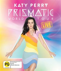 Katy Perry - Prismatic World Tour on DVD