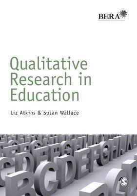 Qualitative Research in Education by Liz Atkins image