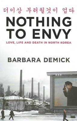 Nothing to Envy by Barbara Demick image