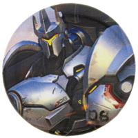 Overwatch Reinhardt Button