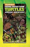 Teenage Mutant Ninja Turtles: The Meeting of the Mutanimals by Matthew K Manning