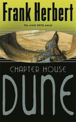 Chapter House Dune by Frank Herbert image