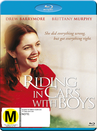 Riding In Cars With Boys on Blu-ray