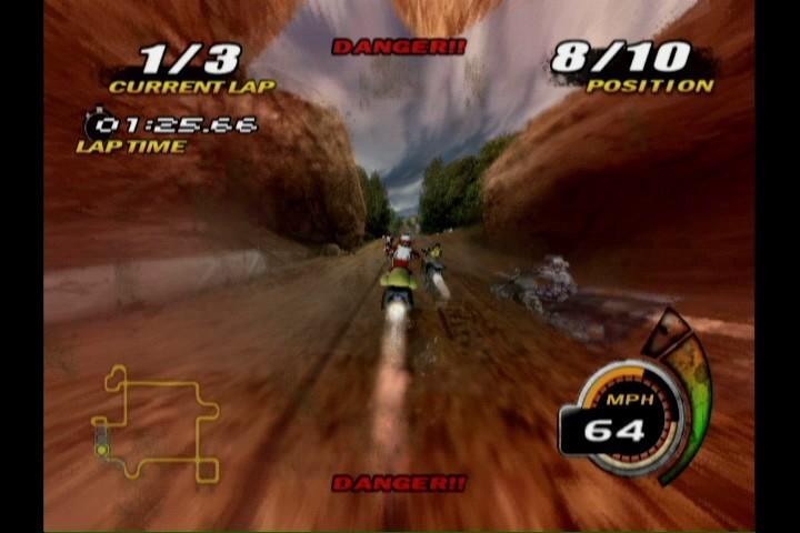 Nitrobike for Nintendo Wii image