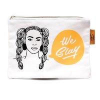 Famous Flames Accessory Pouch - Queen-B image