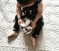 Wee Gallery: Organic Sensory Puzzle Ball