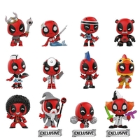 Deadpool: Playtime Mystery Mini - Vinyl Figure - [GS Ver.] (Blind Box)