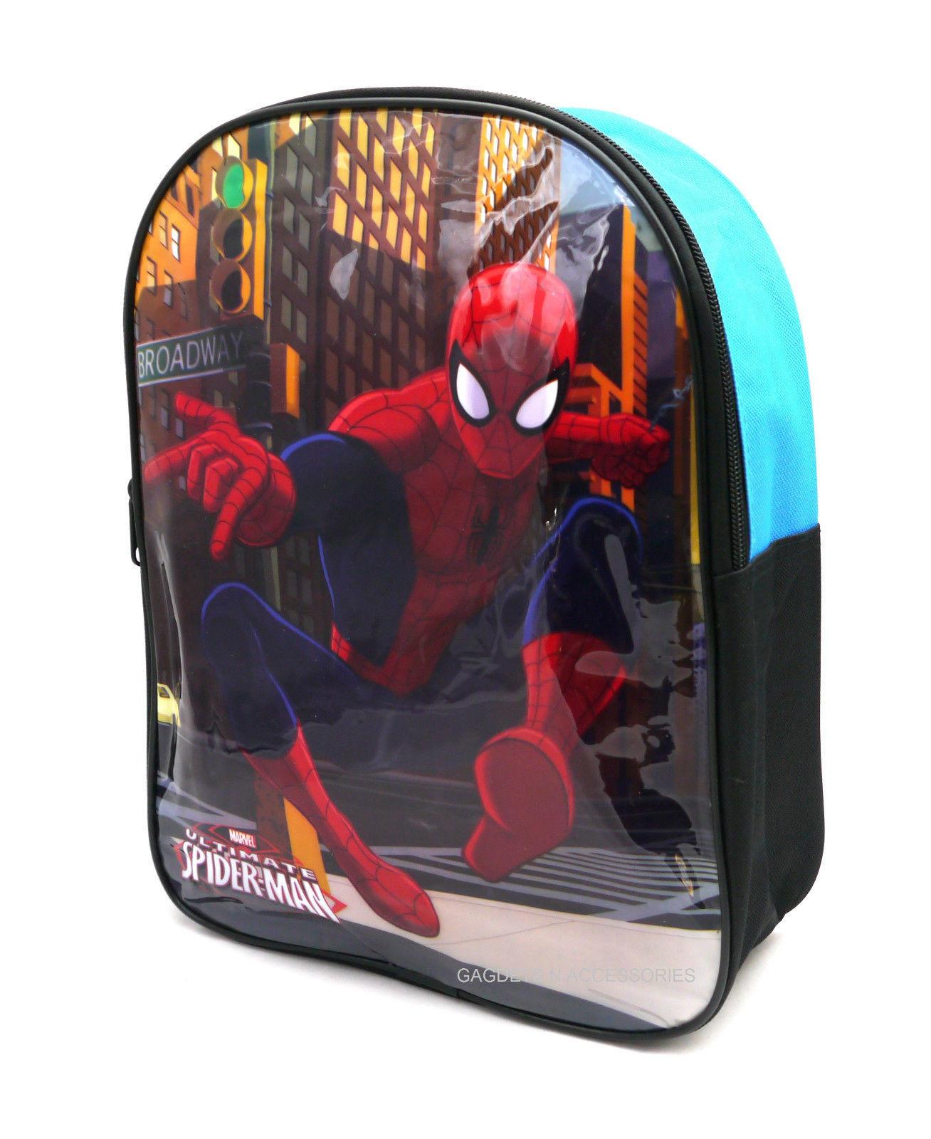 ae4b9653fc Marvel  Spider-Man - Junior Backpack image ...