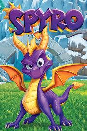 Spyro Maxi Poster - Reignited Trilogy (887)