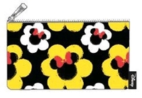 Loungefly: Mickey Mouse - Minnie Flower Print Pencil Case