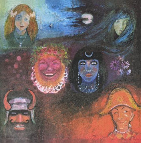 In The Wake of Poseidon - 40th Anniversary Series by King Crimson