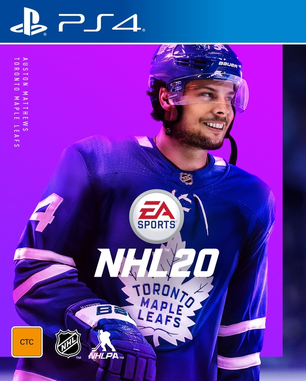 NHL 20 for PS4