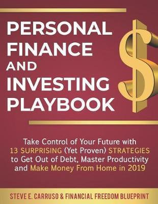 Personal Finance and Investing Playbook by Financial Freedom Blueprint