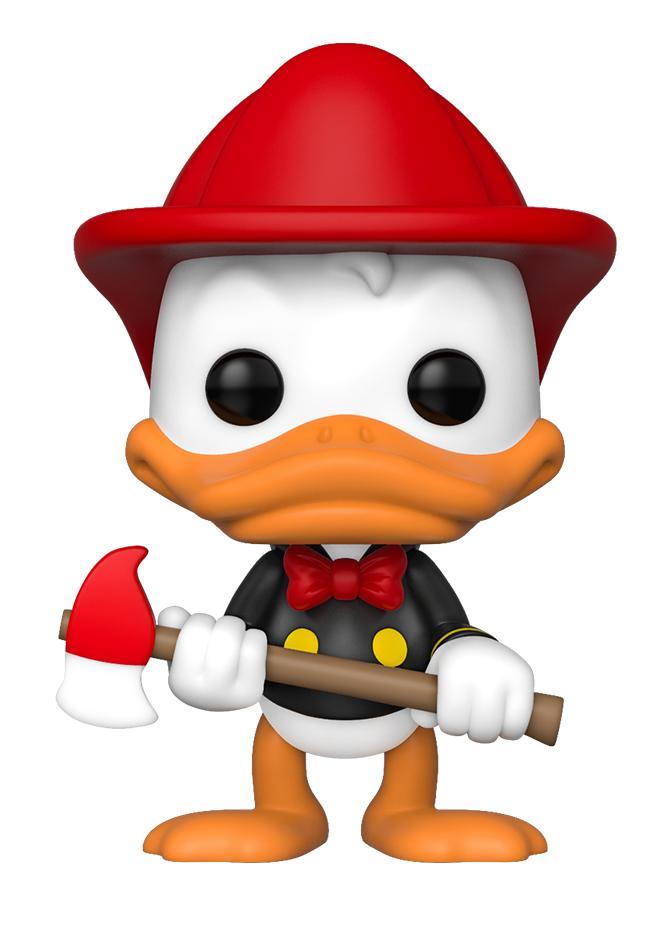 Disney: Donald Duck (Firefighter) - Pop! Vinyl Figure image