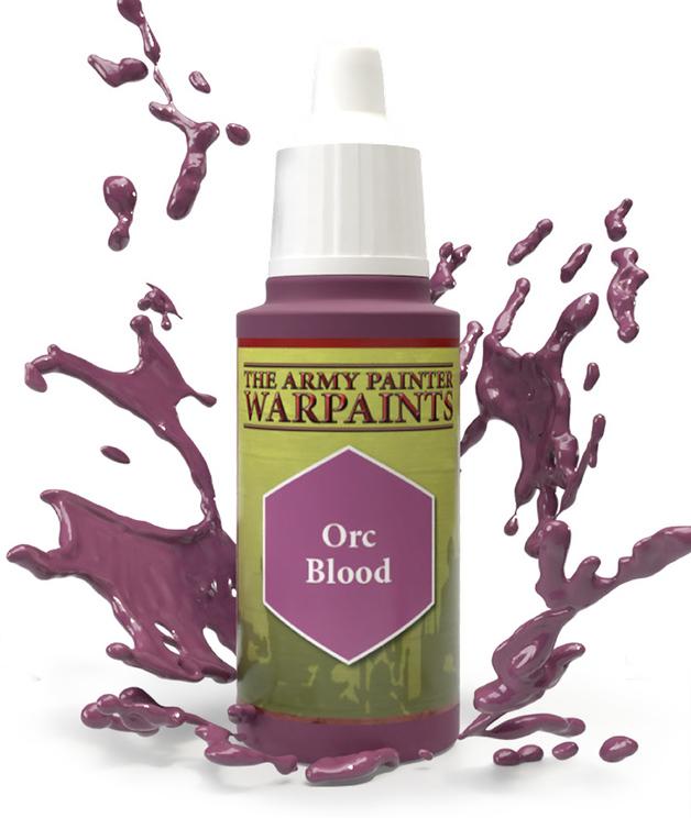 Army Painter: Warpaints - Orc Blood