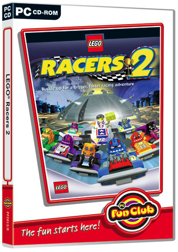 LEGO Racers 2 for PC Games