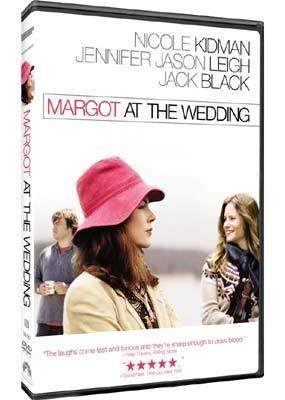 Margot At The Wedding on DVD